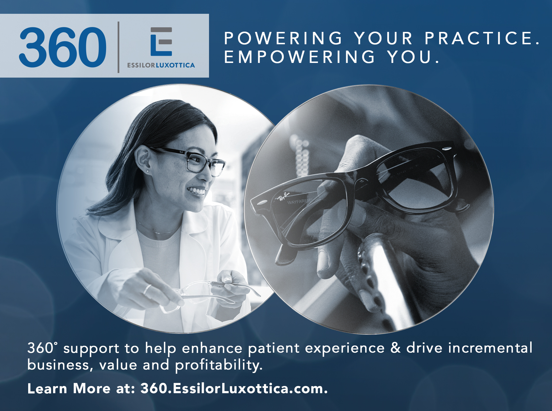 EL360: Powering Your Practice. Empowering You.<